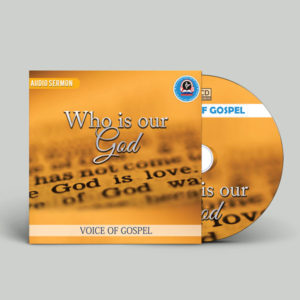 who-is-our-god