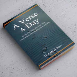 A Verse A Day - English